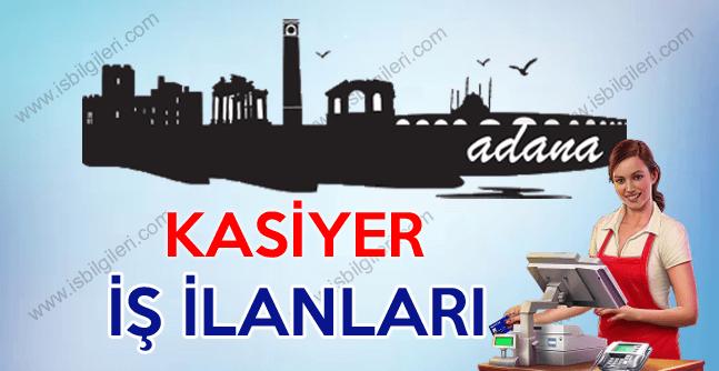 Adana Kasiyer iş ilanları, Kasiyer arayan Firmalar 2017
