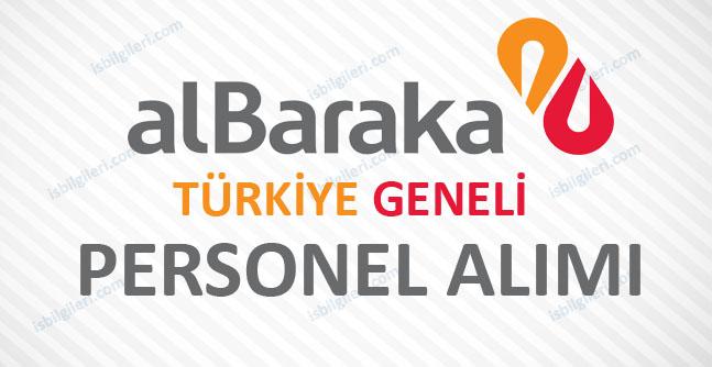 Albaraka Türk Bankası Personel Alımı İş İlanı