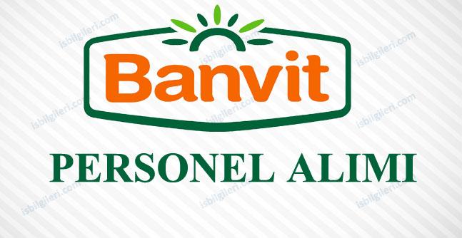 Banvit Personel Alımı İş İlanları