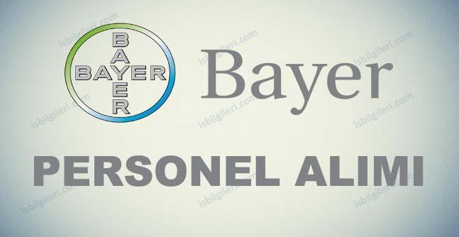 Bayer Personel Alımı İş İlanları