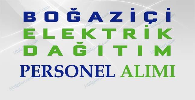 BEDAŞ Boğaziçi Elektrik Personel Alımı İş İlanları
