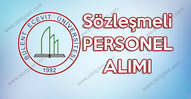 Bülent Ecevit Üniversitesi Sözleşmeli Sağlık Personeli Alımı duyurusu
