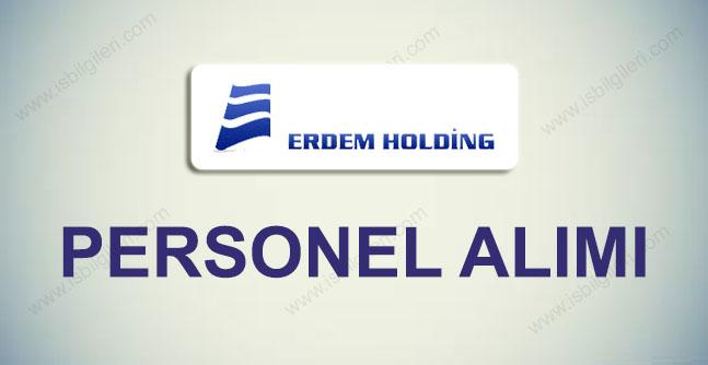 Erdem Holding Personel Alımı İş İlanları 2017