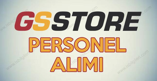 Galatasaray GS Store Personel Alımı iş başvurusu yapma 2018