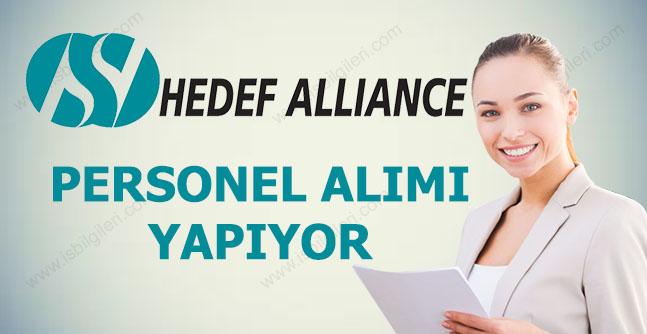 Hedef Alliance Holding Personel Alımı 2017