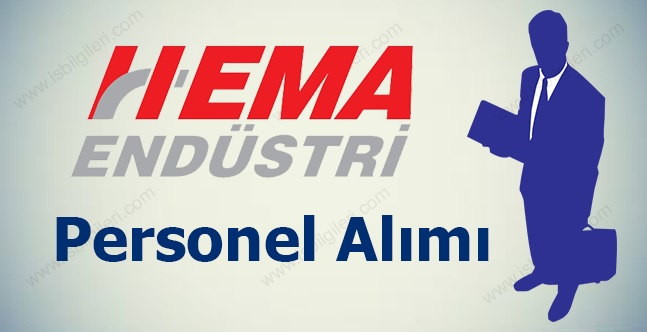 Hema Çerkezköy Fabrikası Personel Alımı 2017