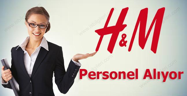 H&M Personel Alımı İş Başvurusu 2017
