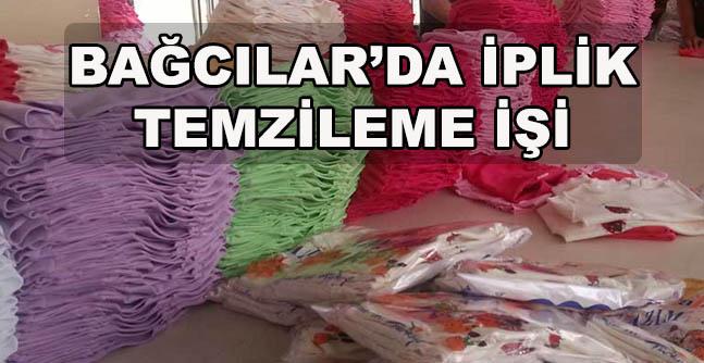 İstanbul Bağcılarda Evlere Ek İş