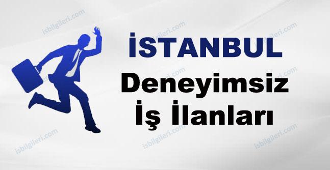 İstanbul Deneyimsiz İş İlanları