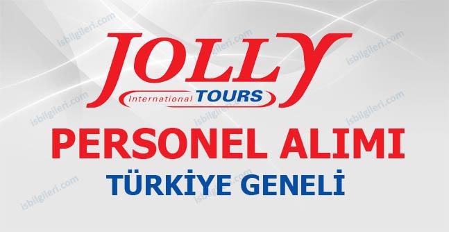 Jolly Tur Personel Alımı İş İlanı 2019