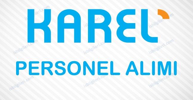 Karel Elektronik Personel Alımı İş İlanları