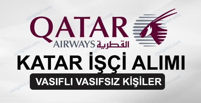 Katar Vasıflı Vasıfsız Türk İşçi Alımı