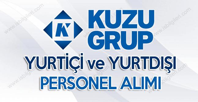 Kuzu Grup İnşaat Yurtiçi Yurtdışı Cezayir Personel Alımı ilanları