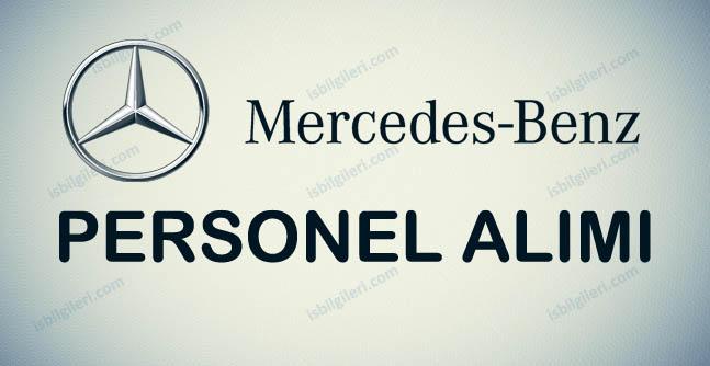Mercedes Benz 44 Yeni Personel Alıyor