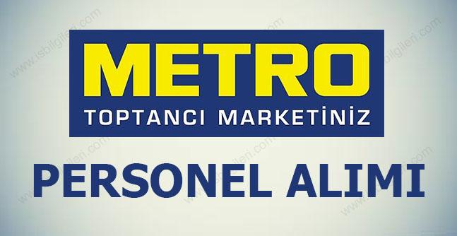 Metro Market Personel Alımı İş İlanları 2017