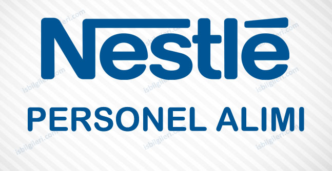 Nestle Personel Alımı İş İlanları