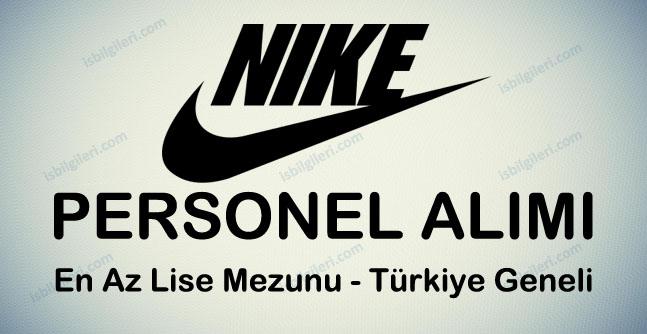 Nike Personel Alımı İş İlanları