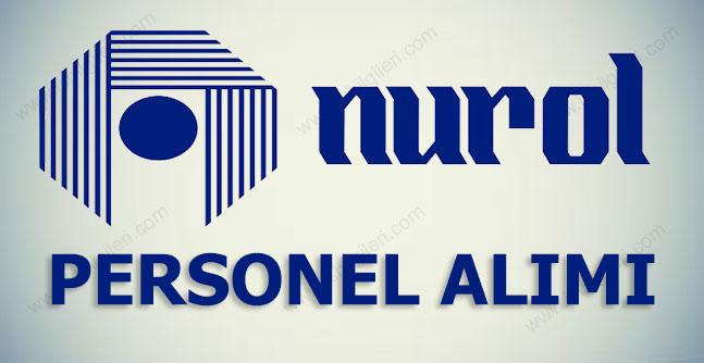 Nurol Holding Personel Alımı İş Başvurusu 2017
