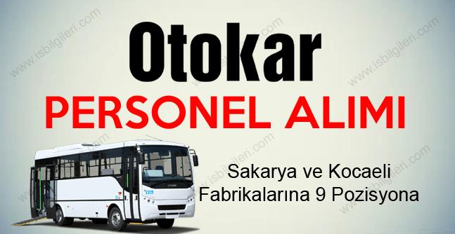Otokar A.Ş. Mühendis Alımı iş ilanı yayınlandı