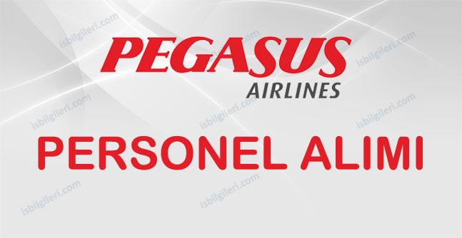 Pegasus Personel Alımı İş İlanları