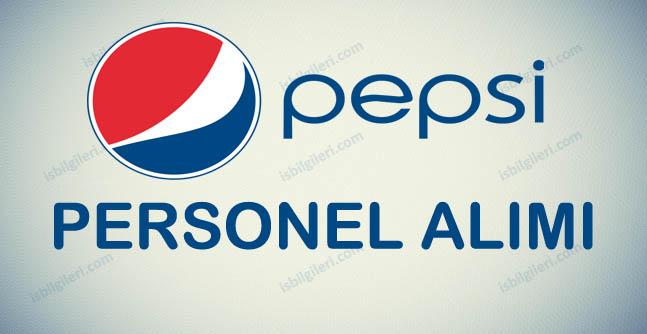 Pepsi Personel Alımı İş İlanları