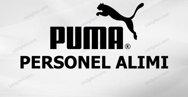 Puma Personel Alımı İş İlanı