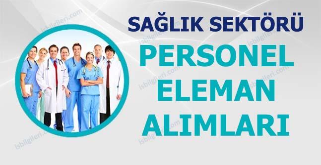 Sağlık Sektörü Personel Alımı İş İlanları