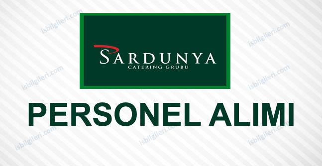 Sardunya Catering Personel Alımı İş İlanları
