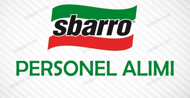 Sbarro Personel Alımı İş İlanları