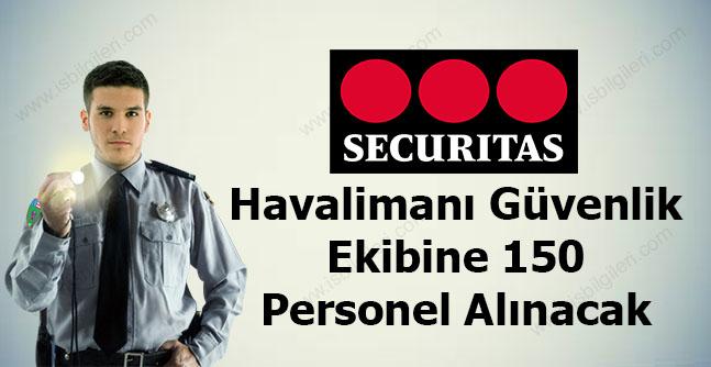 Securitas Güvenlik Personeli Alımı 2017