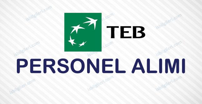 Türk Ekonomi Bankası Personel Alımı İş Başvurusu Yapma