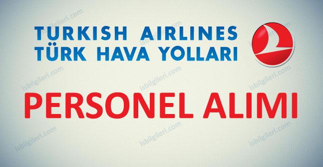 Türk Hava Yolları Personel Alımı İş İlanları