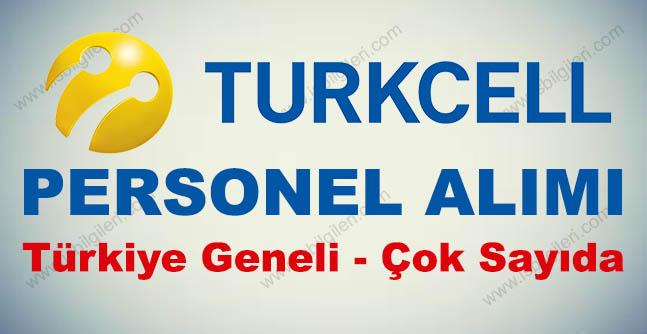 Turkcell Personel Alımı İş İlanları 2017