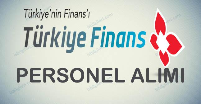 Türkiye Finans Katılım Bankası Personel Alımı Yapacak 2017