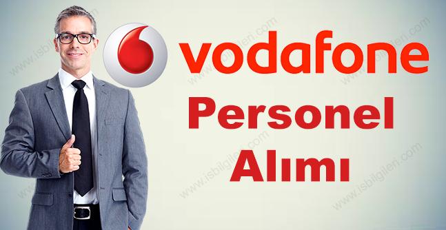 Vodafone Personel Alımı İş İlanları 2017