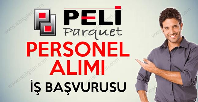 Peli Parke Personel Alımı iş ilanları iş başvurusu 2017