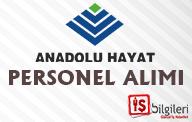 Anadolu Hayat Emeklilik Personel Alımı İş İlanları