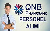 QNB Finansbank Personel Alımı şartları ve iş başvuru formu