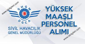 Sivil Havacılık Kurumu 7 Bin Maaş ile personel alımı gerçekleştiriyor
