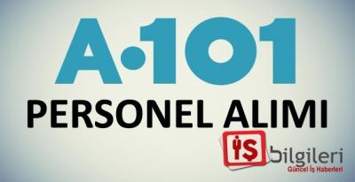 A101 Mağaza Personeli iş başvurusu yapma