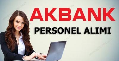 Akbank Gişe Yetkilisi Alımı İş Başvurusu 2017