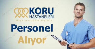 Ankara Koru Hastanesi Personel Alımı 2017