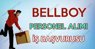 Bellboy personel alımı yapan oteller