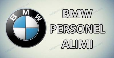 BMW Personel Alımı İş İlanı