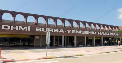Bursa Yenişehir Havaalanı Personel Alımı 2017