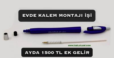 Evlere Kalem Montaj İşi Veren Firmalar