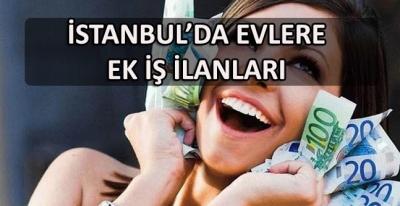 İstanbul Evde İş İmkanı