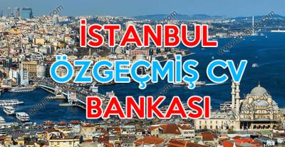 İstanbul Özgeçmiş CV Bankası
