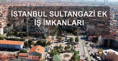 İstanbul Sultangazi Evde Ek İş İlanları