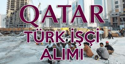 Katar Türk Personel Alımı İlanları